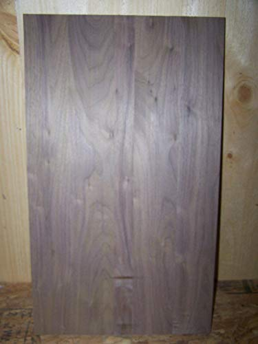 Wide Sanded KILN Dried Walnut Panels 36 X 14 X 3/4'' by derevofeed