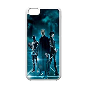 Tron Legacy HILDA0017712 Phone Back Case Customized Art Print Design Hard Shell Protection Iphone 5C