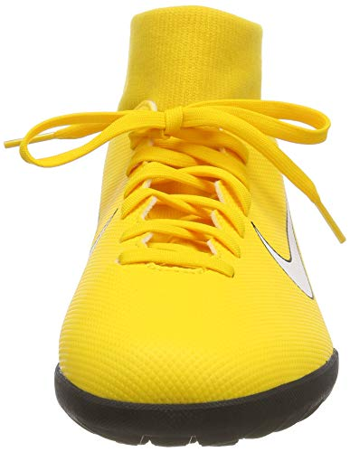 001 Shoes Amarillo Club s Superfly Men Multicolour NIKE 6 White NJR Footbal Tf Black xqfOcw8vI