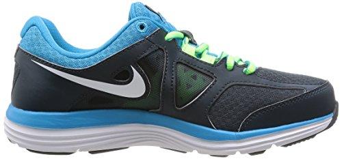 Nike W Dual Fusion Lite 2 Msl - Zapatillas para mujer Clssc Chrcl/White-Bl Lgn-Flsh