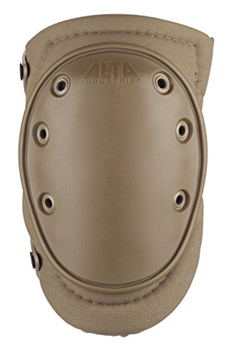 Alta Industries 50413 AT50413-14 AltaFLEX Knee Pads, Coyote (One Pair)