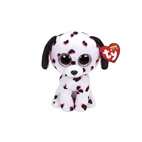 TY Beanie Boo Exclusive Georgia the Dalmatian (Large) by TY