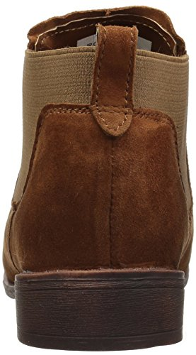 View RK800 Rockport Works Boot W Chelsea Size Steel Leather Brown Junction Toe Women's 12 fxxtgqF