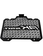 Kaxofang Motorcycle Engine Radiator Bezel Grille Protector Grill Guard Cover for KYMCO AK550 AK 550 2017 2018