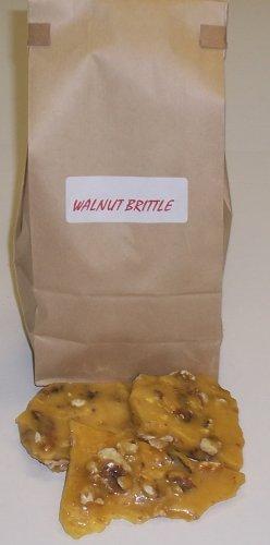 Scott's Cakes Walnut Brittle 1 lb. (Scotts Cakes Walnut)