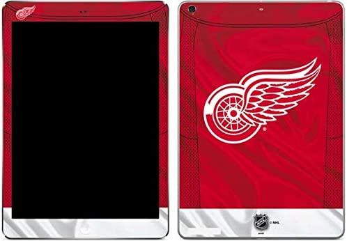B01BBBSZVC Skinit Decal Tablet Skin for iPad Air - Officially Licensed NHL Detroit Red Wings Home Jersey Design 41HqCLYiixL