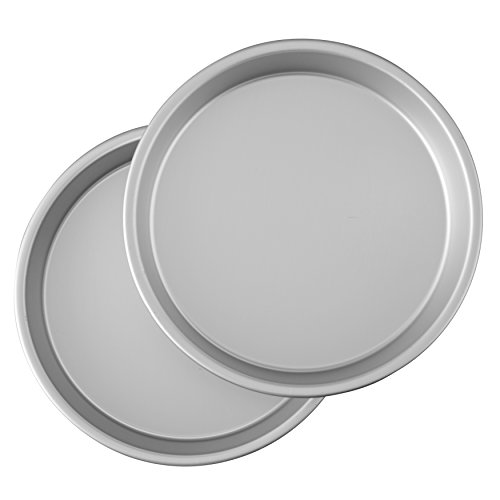 Wilton Performance Pans Tierd-Cake Aluminum Pan Set, Round, 4-Piece Now $17.36 (Was $28)