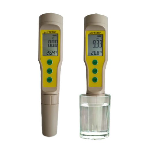 Digital LCD PH Meter Soil Aquarium Pool Water Wine Urine Pen Tester Analyzer NEW by Balance World Inc