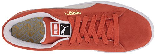 Zapatillas De Deporte Puma Suede Classic Burnt Ocre-puma Blanco