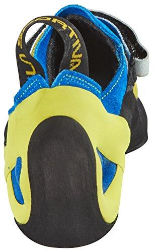La Sportiva Finale VS Climbing Shoes Unisex sulphur/blue Größe 37 1/2 2016 Kletterschuhe