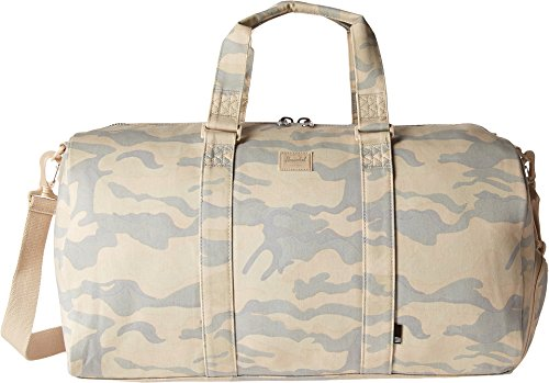 Herschel Supply Co. Unisex Novel Washed Canvas Camo One Size by Herschel Supply Co.