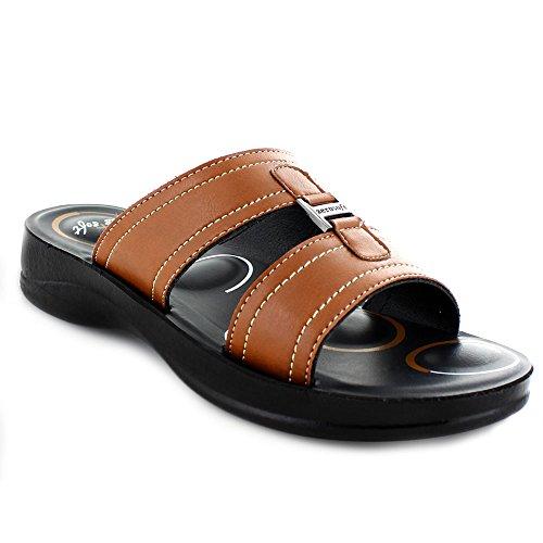 Lena (S3602) - Original Aerosoft Women Sandals Brown (#A52a2a) pdvfmz