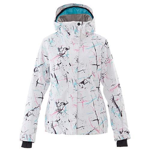 Outdoor Uomo Hiking Impermeabile Neve Per Antivento Tuta Pioggia La Sci White Da Ofliery HvnwFax1Za