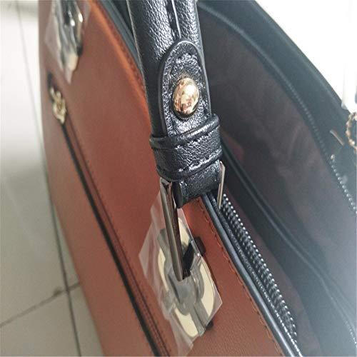 di atmosphère vêtements Lady ZHANGJIA Sac Sac Sac Fashion colore fango bandoulière décontractés des Un à Sac épaule Seule qwBf0ta