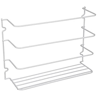Grayline, White 40231, Door or Wall Wrap Rack, 1-Pack