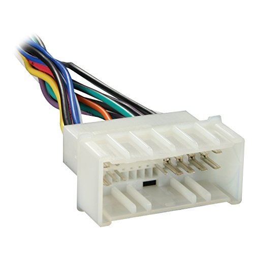 Metra 70-1004 Radio Wiring Harness for 04-Up Kia/06-Up Hyndai