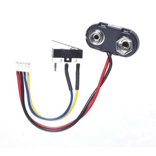Proto / Dye Battery Wire Harness & Trigger Switch - PMR / Rail / PM5 / PM6 / - Proto Trigger
