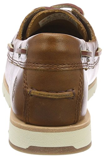 Timberland Camden Falls Full-Grain Leather, Mocassini Donna Marrone (Sahara Brando)