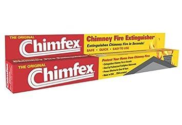 Chimfex Kk0324 Chimney Fire Extinguisher