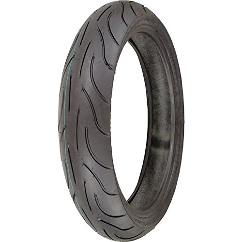Michelin Pilot Power Motorcycle Tire Hp/Track Front - Motorcycle Tire Combo
