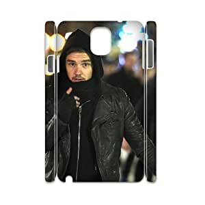 I-Cu-Le Diy case Liam Payne customized Hard Plastic case For samsung galaxy note 3 N9000