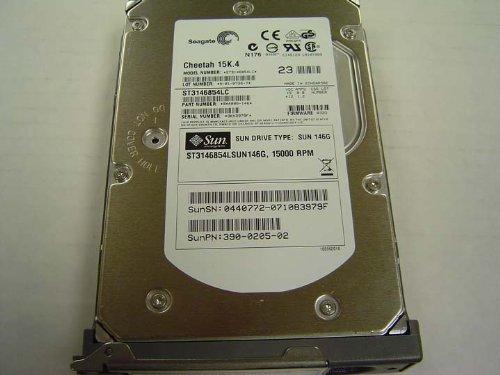 SUN 390-0200-02 SUN ***Original** Disk 36GB 15K SCSI (L41-1C)(NHF7-30C)FW:0201