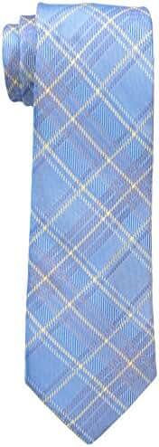 Rooster Men's Plaid Tie