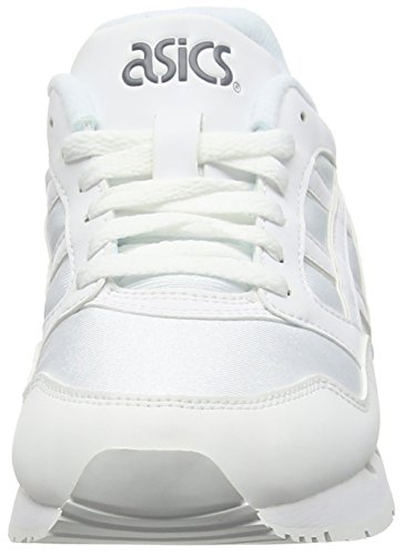 De Chaussures Adulte Gel Running atlanis Mixte Compétition Blanc Asics fqtHq