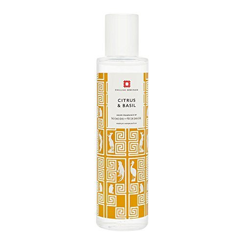 Woods of Windsor English Heritage Citrus and Basil Room Spray by Woods of Windsor English Heritage