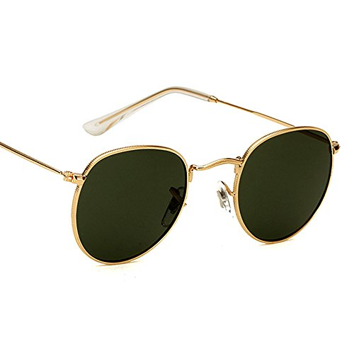 b09520f85 We Analyzed 5,334 Reviews To Find THE BEST Round Metal Sunglasses