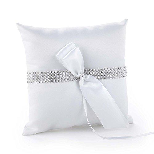 Hortense B. Hewitt Wedding Accessories Bling Ring Pillow