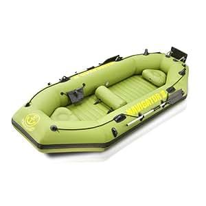 RST Marine Navigator II 500 Heavy Duty Inflatable Recreation Boat
