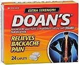 DOAN'S EXTRA STRENGTH CAPS 24
