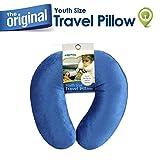 Best Kids Travel Pillows - Cloudz Kids Pillows - Blue Review