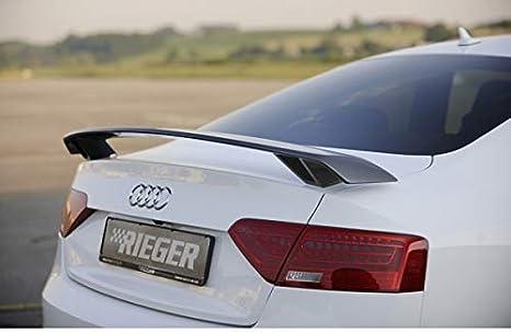 Rieger Trasero alas para Audi A5/S5 (B8/B81): 06.07 de: Amazon.es: Coche y moto