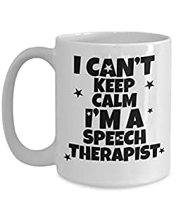 Speech Therapist Gifts Mug for Men or Women