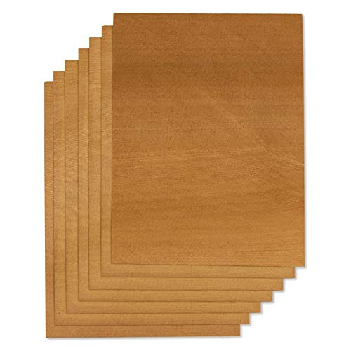 Fire & Flavor Natural Red Cedar Grilling Paper Wraps, 6 x 8, Bulk Size 250 Count