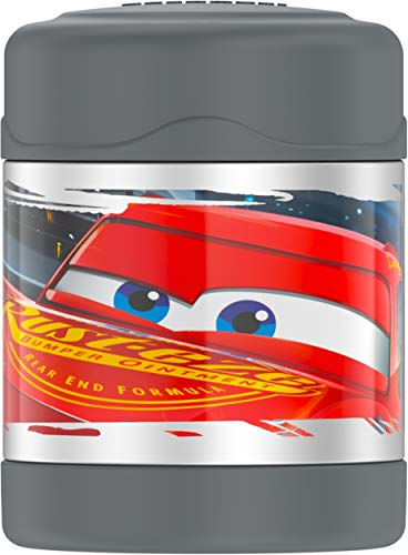 (Thermos Funtainer 10 Ounce Food Jar, Disney Cars)