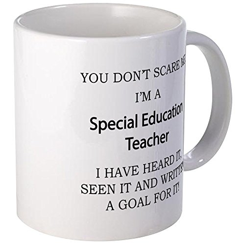 Special Teacher Mug - CafePress - Special Education Teacher Mugs - Unique Coffee Mug, Coffee Cup
