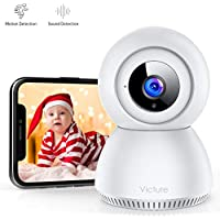 Victure 1080P Wireless IP Home Security Camera