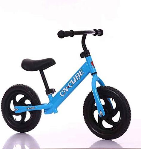 WOLJW Balance Bike 2 3 4 5 6 años de Edad, niños, niñas ...
