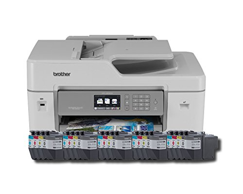 Brother Business Smart Pro MFC-J6535DW XL Wireless All-In-One Printer MFC-J6535DWXL