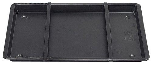 Zenker 7406 Herdbackblech mit 2 Backteilern 52 x 33 cm, special creative