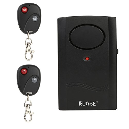Rupse 12V Motorcycle Immobiliser Alarm Anti-theft Security System Remote...