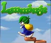 Amazon com: Lemmings [Online Game Code - Full Game]: Video Games