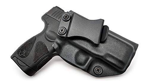 Concealment Express IWB KYDEX Gun Holster: fits Taurus G2S - Custom Molded Fit - US Made - Inside Waistband Concealed Carry Holster - Adj. Cant & Retention