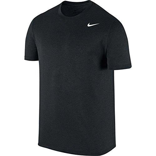 Nike Mens Legend 2.0 Dri Fit Training T-Shirt Black/Cool Grey 624314-013 Size Medium