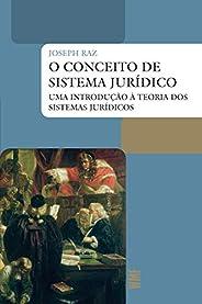 O conceito de sistema jurídico: Uma introdução a teoria dos sistemas jurídicos