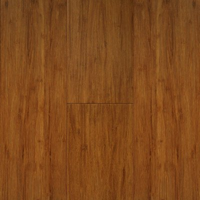 "Natural Bamboo 5-5/8"" Engineered Bamboo Flooring in Spice"