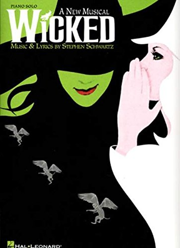 Wicked Piano Book (Wicked: Piano Solo)
